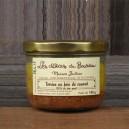 Terrine au foie gras de canard 180 g